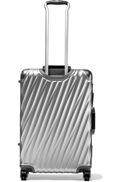 Tumi Short Trip Koffer aus Aluminium