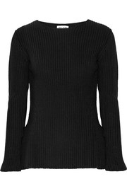 Paul & Joe Ribbed cotton sweater