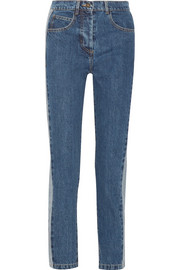 Paul & Joe Clamecy paneled slim boyfriend jeans