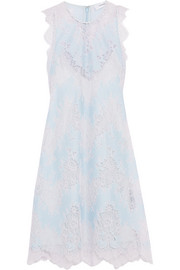 Carven Lace mini dress