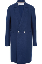Harris Wharf London Double-breasted wool-felt coat
