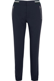 Lux Jogger stretch-wool tapered pants