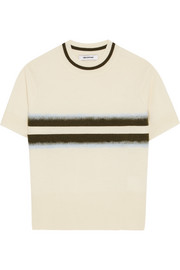 Tim Coppens Striped wool sweater