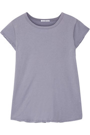 James Perse Brushed cotton-jersey T-shirt