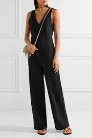 James Perse Palazzo cotton-jersey jumpsuit