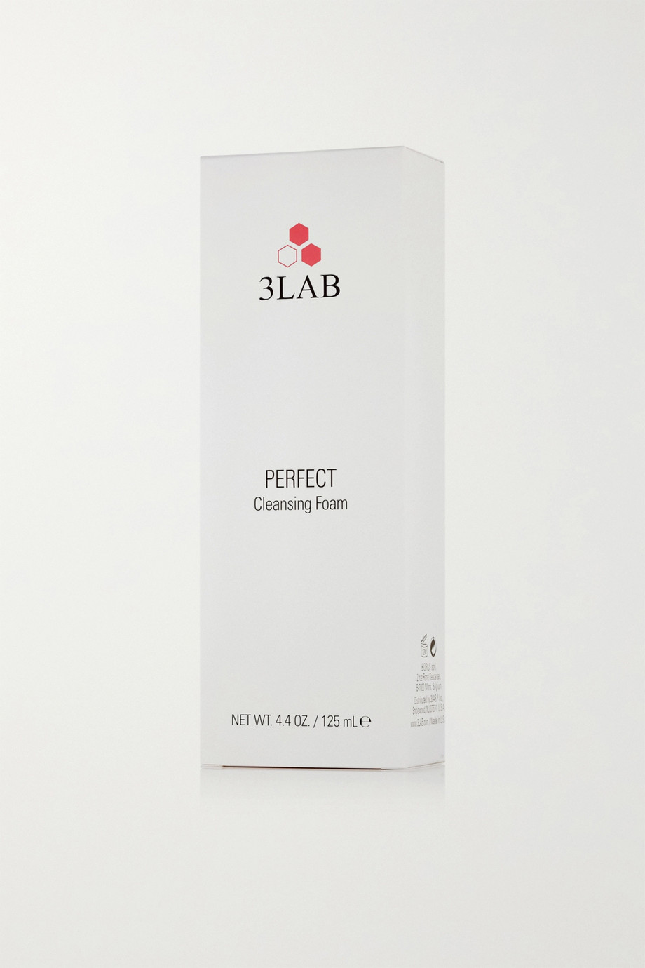 3LAB Perfect Cleansing Foam, 125 ml – Reinigungsschaum