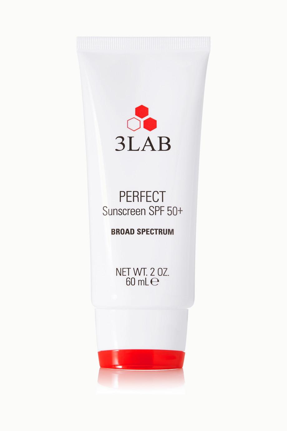 3LAB 完美广谱防晒霜 SPF50,60ml