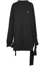 + Champion In Progress oversized cotton-jersey dress