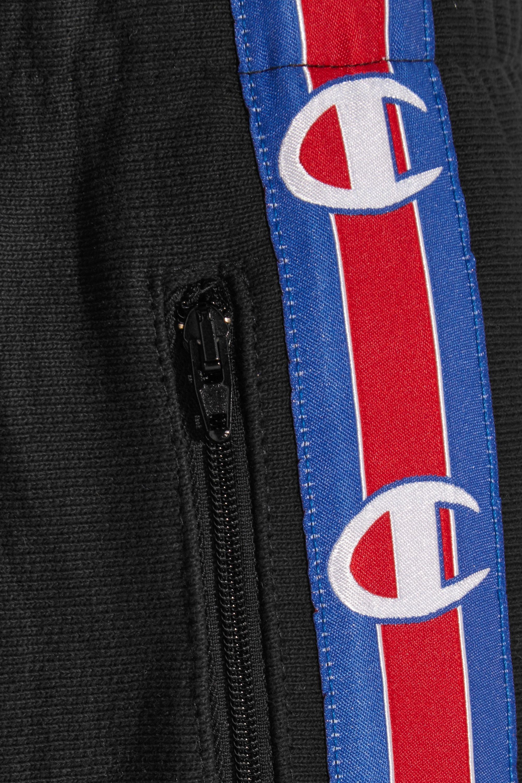 Vetements Short en jersey de coton mélangé par Champion