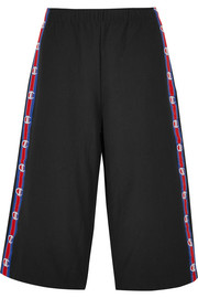 + Champion cotton-blend jersey shorts