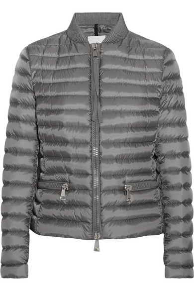 e9198a211 Blen quilted shell down jacket