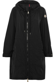 Moncler Ortie hooded shell jacket