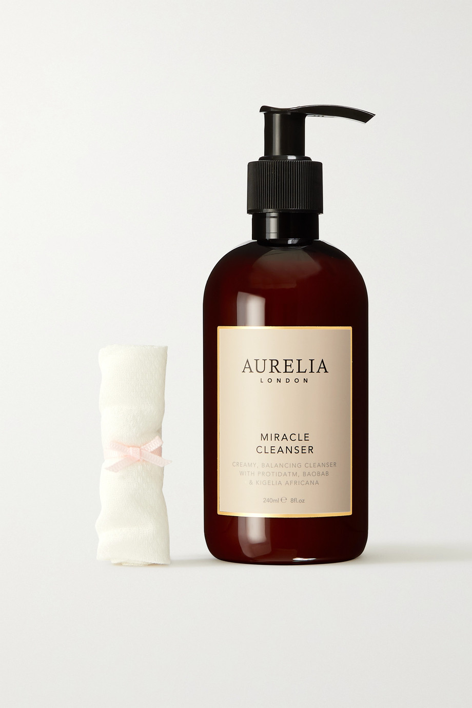 Aurelia Probiotic Skincare + NET SUSTAIN Miracle Cleanser, 240ml