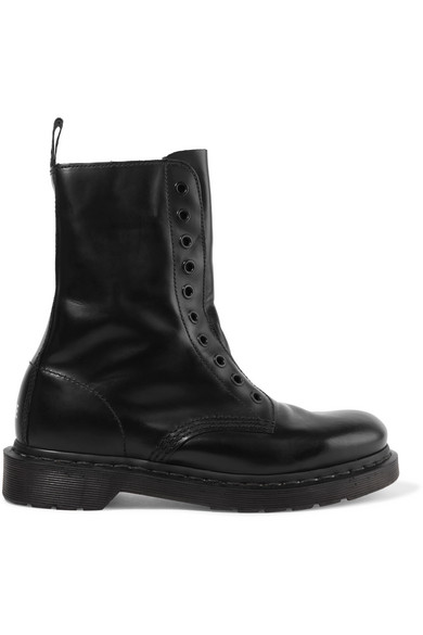 the best attitude 4d845 fb8bc + Dr. Martens leather boots