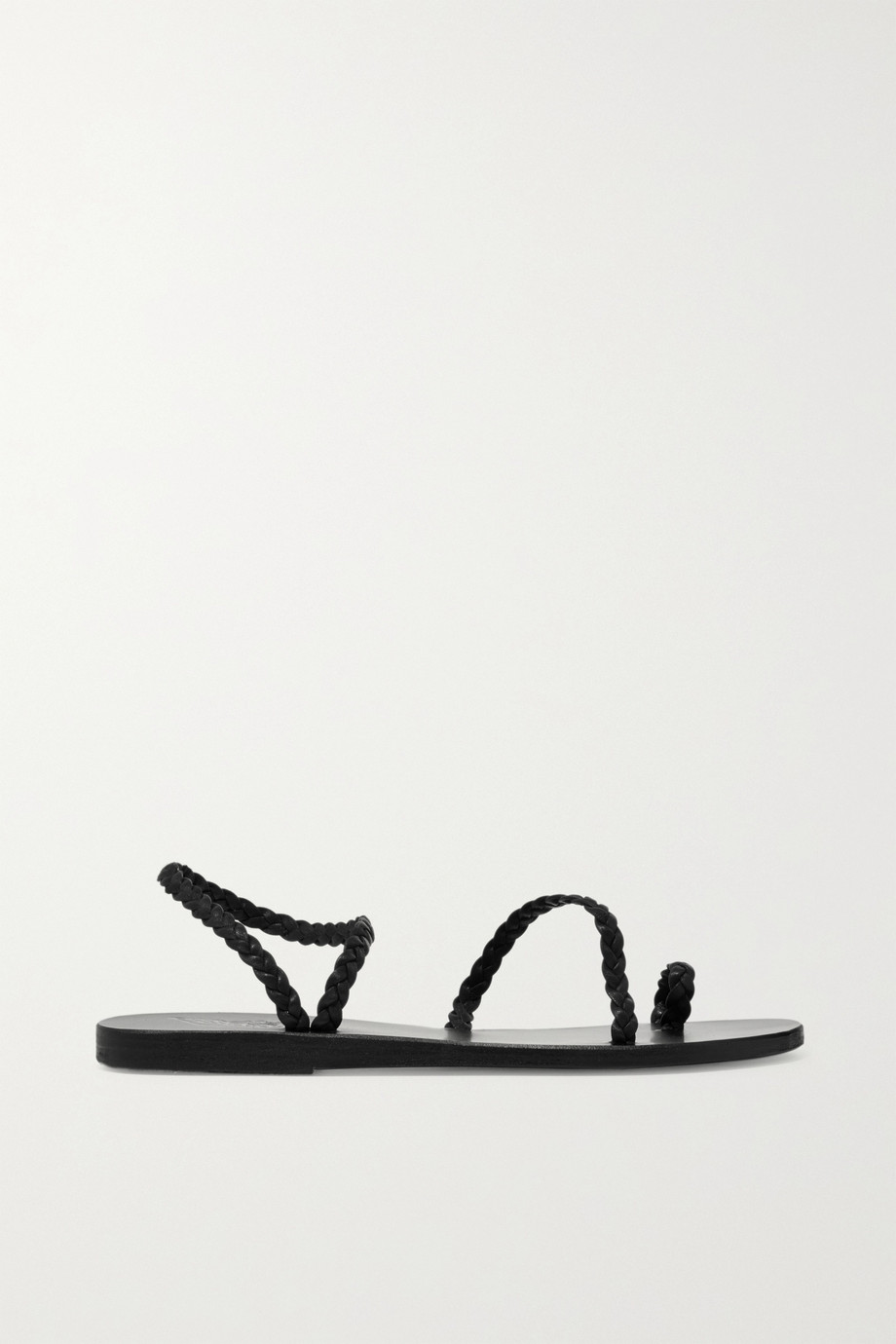 Ancient Greek Sandals Eleftheria Sandalen aus geflochtenem Leder