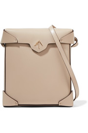 Manu Atelier Pristine leather shoulder bag