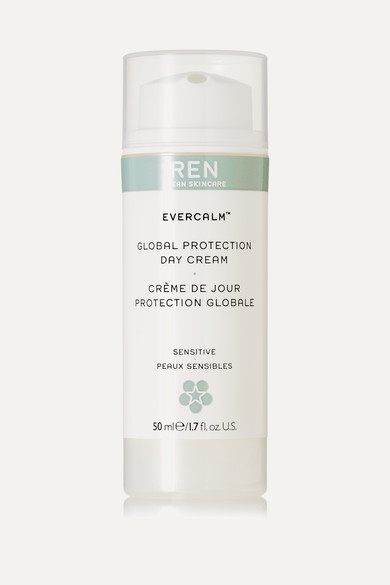 "REN Skincare - Evercalmâ""¢ Global Protection Day Cream, 50ml - Colorless"