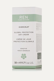 REN Skincare Evercalm™ Global Protection Day Cream, 50ml