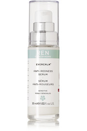 REN Skincare Evercalm™ Anti-Redness Serum, 30ml