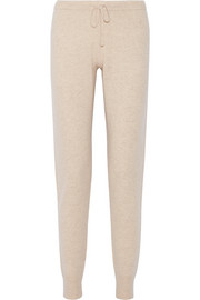 Bagby cashmere track pants