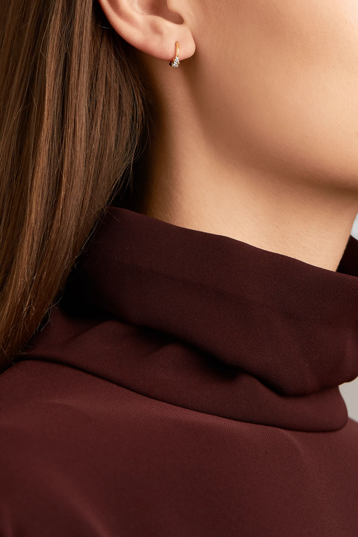 MARIA TASH 18-karat gold diamond earring