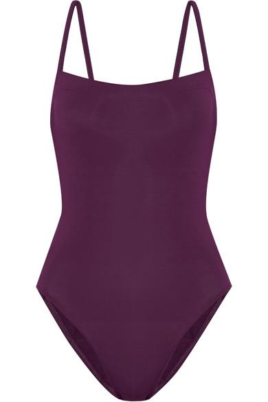 Eres - Les Essentiels Aquarelle Swimsuit - Grape