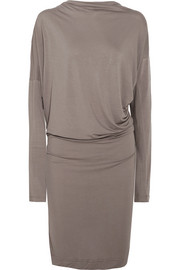 Vivienne Westwood Anglomania Draped jersey dress