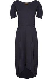 Vivienne Westwood Anglomania Bale georgette dress