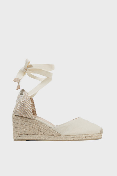 d10fa12b29c Carina 60 canvas wedge espadrilles