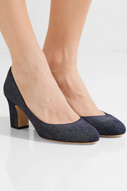 Jimmy Choo Billie denim pumps