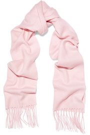 Equipment Emilia fringed cashmere scarf