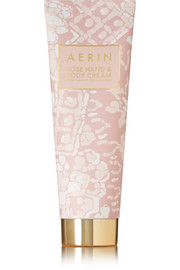 Rose Hand & Body Cream, 250ml