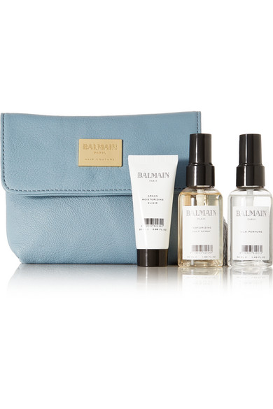 BALMAIN PARIS HAIR COUTURE THE TRAVEL AND STYLING KIT - COLORLESS