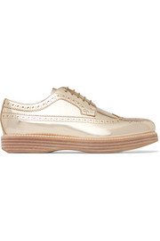 Church's Opal mirrored-leather brogues