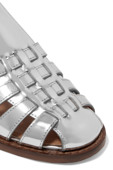 3e92aaa2b07 Church s. Kelsey metallic leather sandals.  206. Zoom In