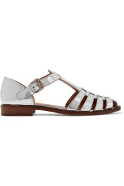 Church's Kelsey metallic leather sandals