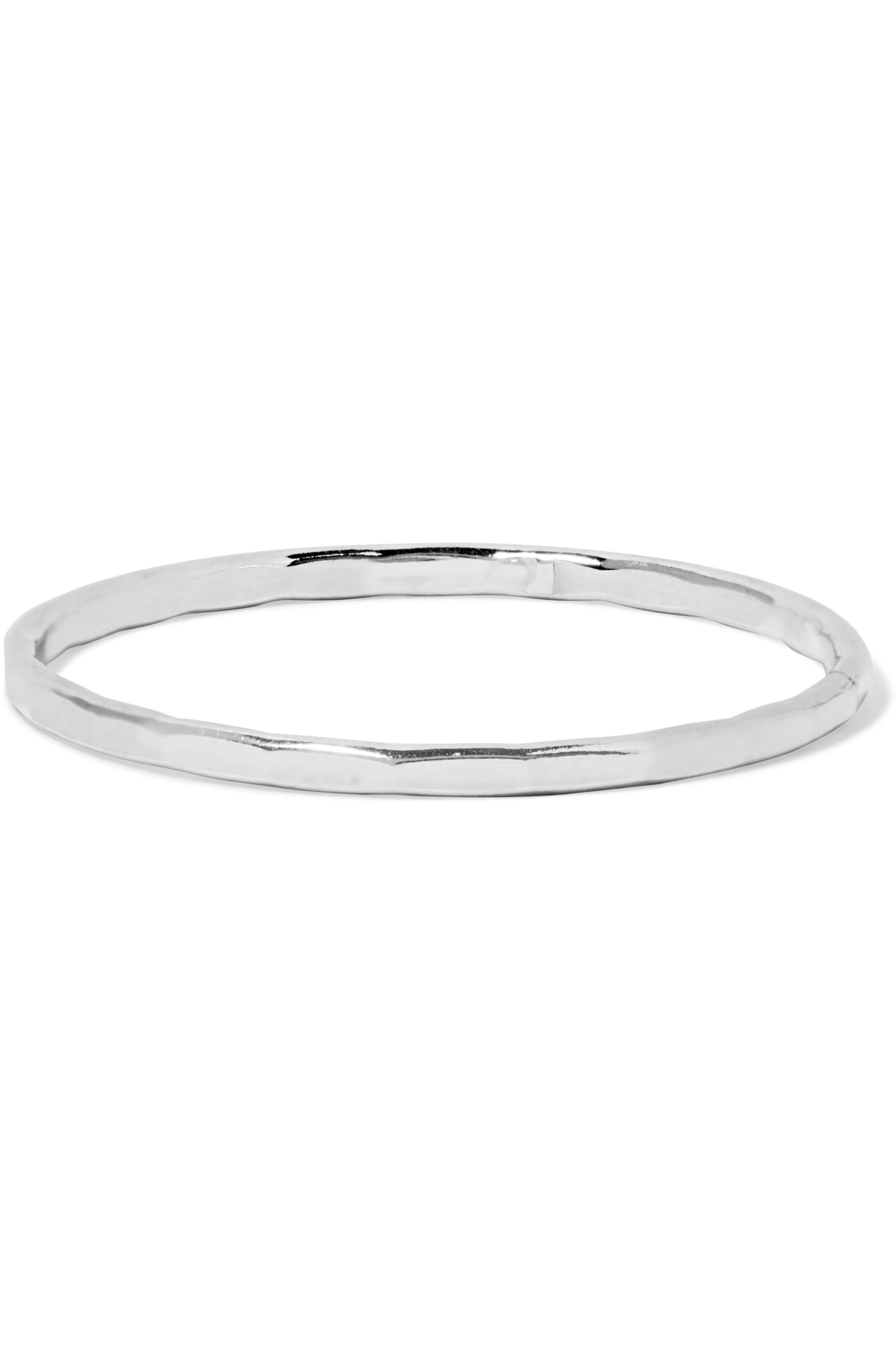 Catbird Classic hammered silver ring