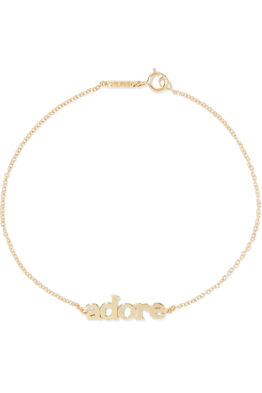 Jennifer Meyer Adore 18-karat gold bracelet