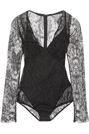 Chimere Chantilly lace bodysuit
