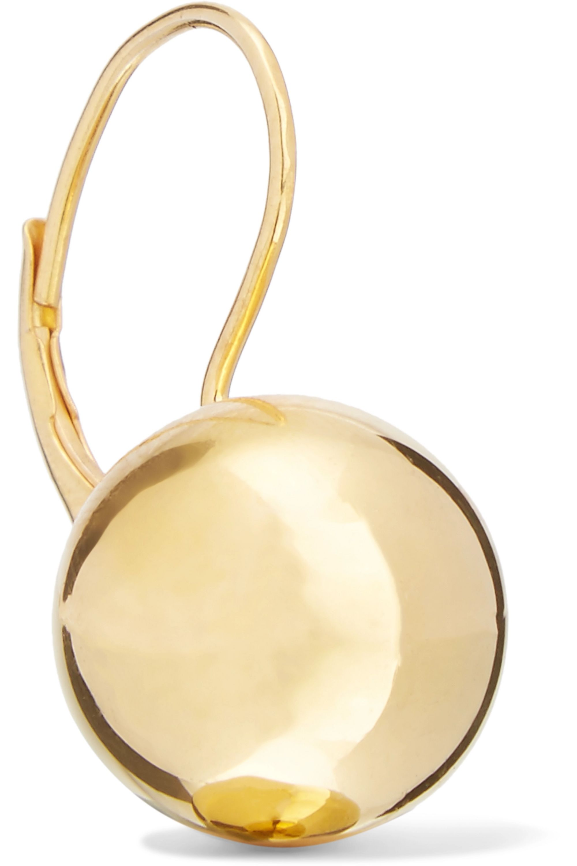 Sophie Buhai 18-karat gold vermeil earrings