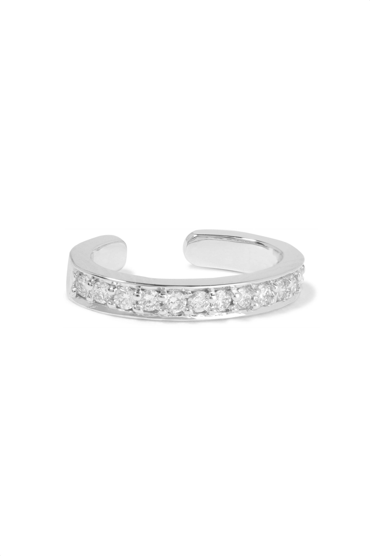 Anita Ko Ear Cuff aus 18 Karat Weißgold mit Diamanten