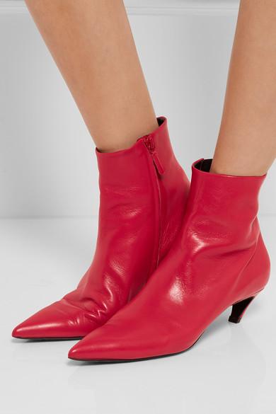Balenciaga Slash ankle boots xyx9BluF0R