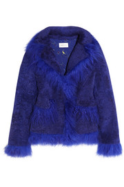 Jimi shearling coat