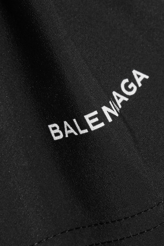 Balenciaga Stretch-jersey turtleneck sweater