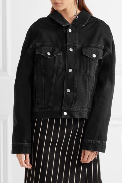 Balenciaga Denim Jacket Net A Porter Com