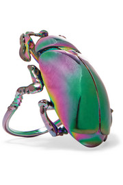 Beetle iridescent-tone ring