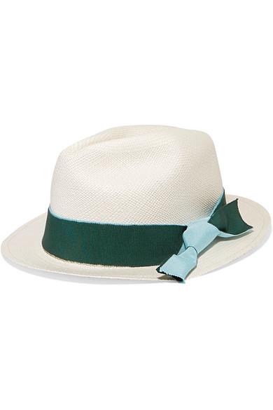 Adrian toquilla straw Panama hat