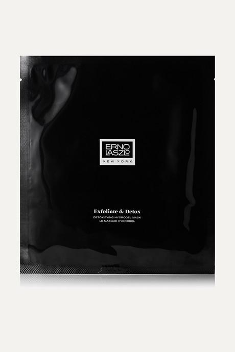Colorless Detoxifying Hydrogel Mask x 4   Erno Laszlo igekbj