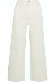 M.i.h Jeans Caron high-rise wide-leg jeans