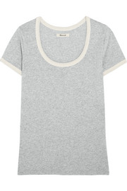 Grayson cotton-jersey T-shirt